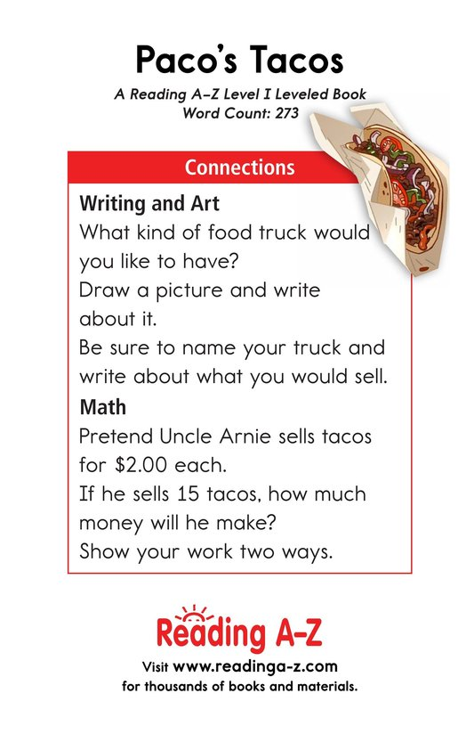 Book Preview For Paco's Tacos Page 17