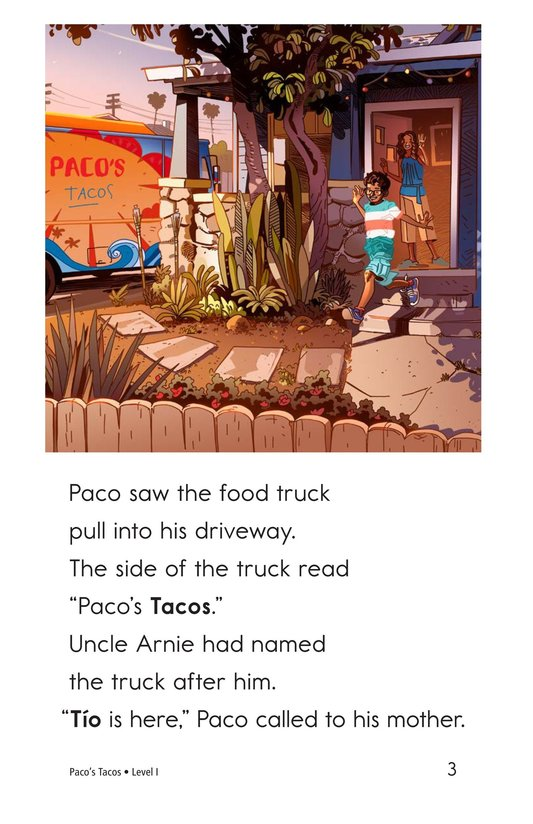Book Preview For Paco's Tacos Page 3