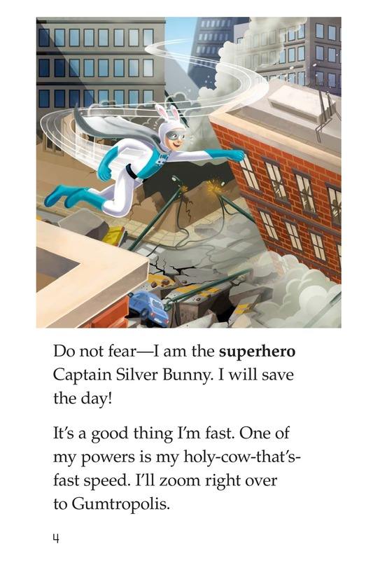 Book Preview For How to Become a Superhero Page 4