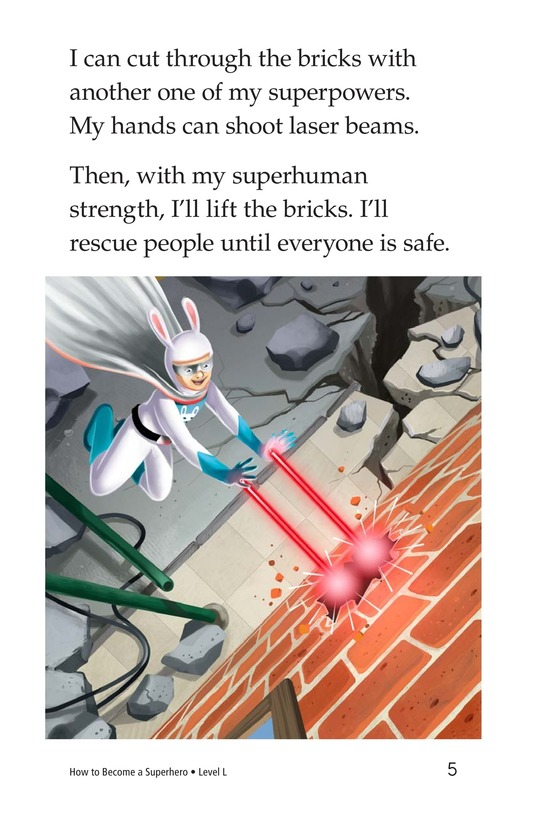Book Preview For How to Become a Superhero Page 5