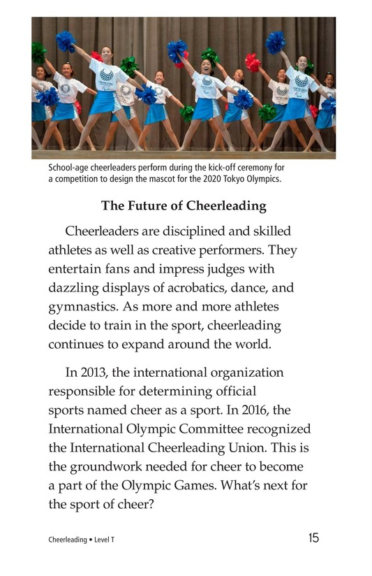 Book Preview For Cheerleading Page 15
