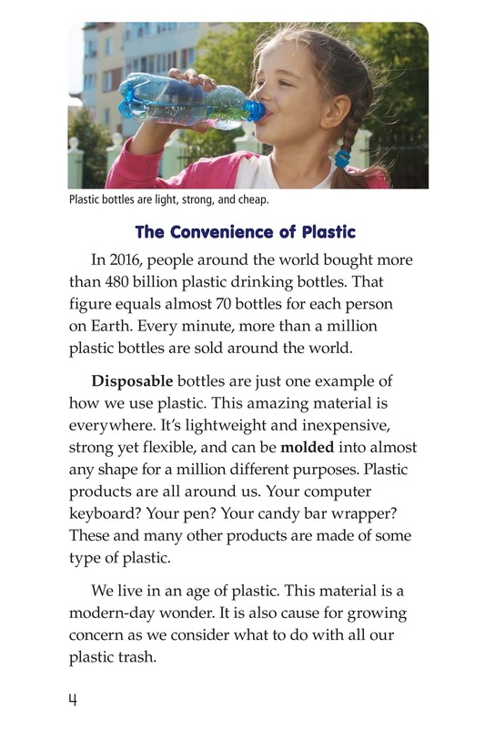 Book Preview For The Story of Plastic Page 4