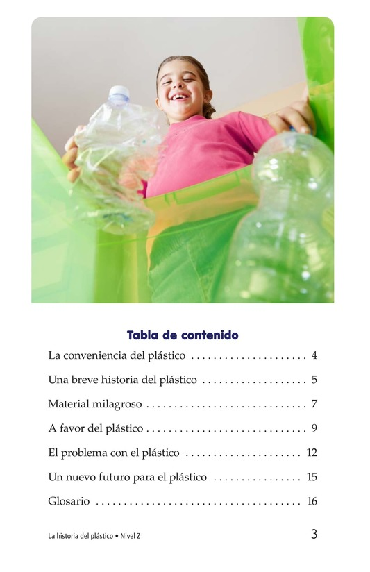 Book Preview For The Story of Plastic Page 3