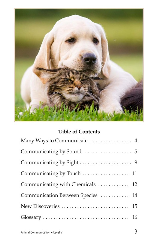 Book Preview For Animal Communication Page 3