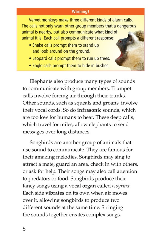 Book Preview For Animal Communication Page 6