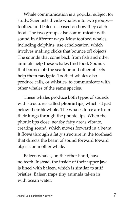 Book Preview For Animal Communication Page 7