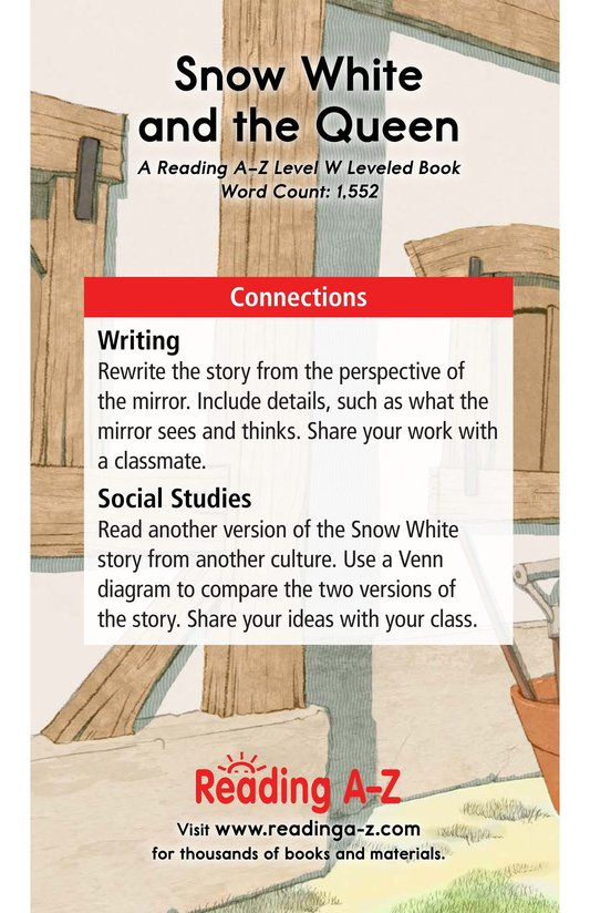 Book Preview For Snow White and the Queen Page 17