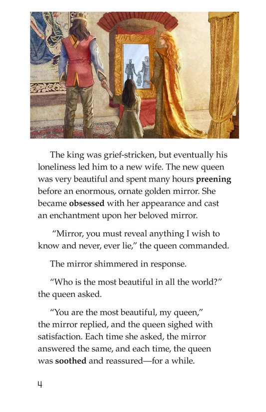 Book Preview For Snow White and the Queen Page 4