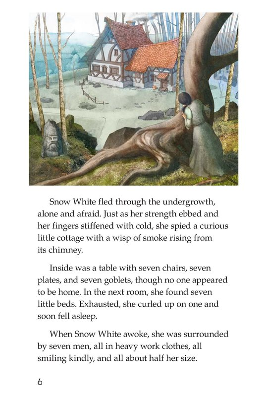 Book Preview For Snow White and the Queen Page 6