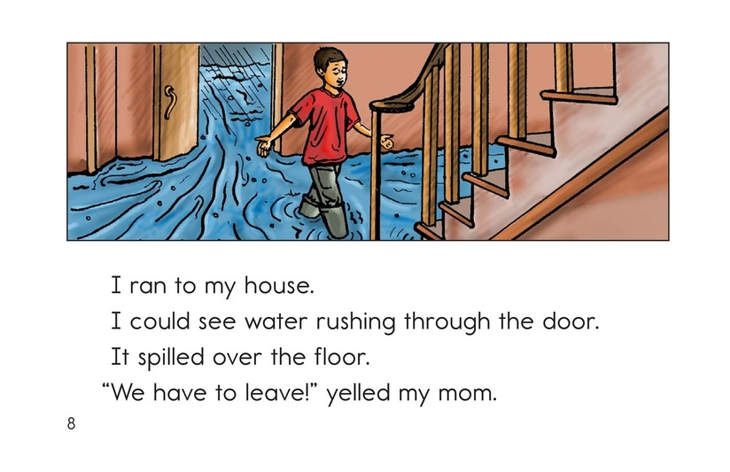 Book Preview For The Roaring Storm Page 8