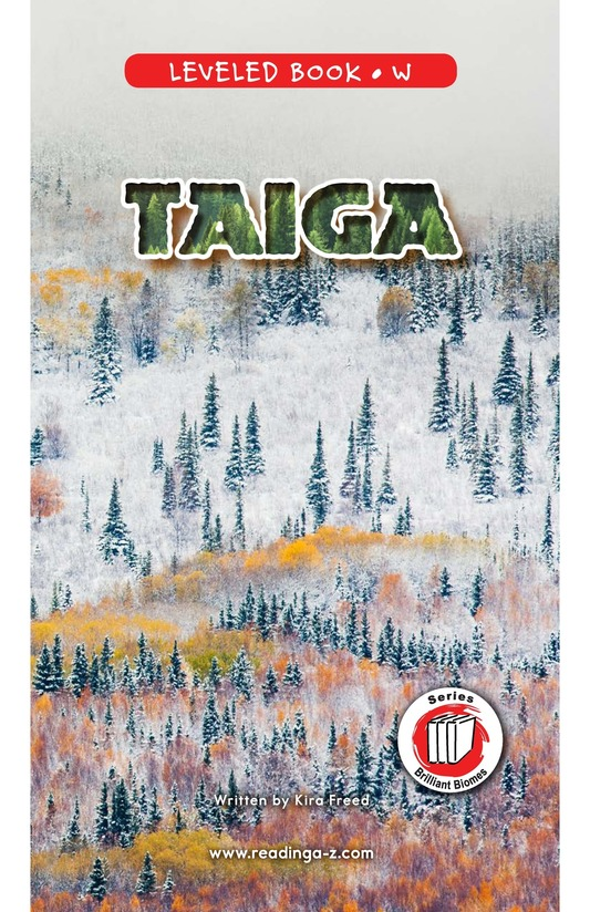 Book Preview For Taiga Page 0