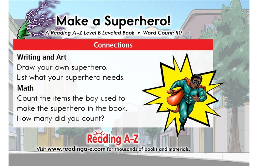 Book Preview For Make a Superhero! Page 11