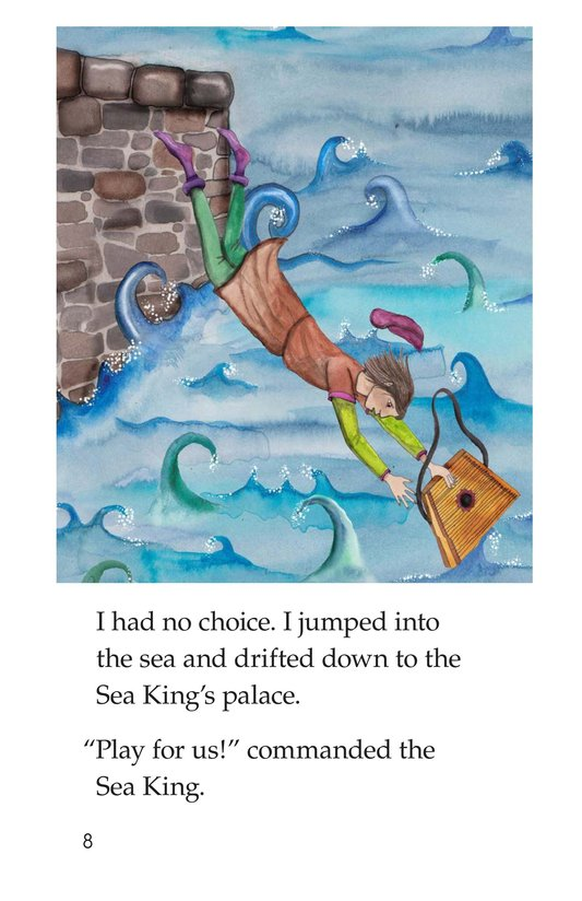 Book Preview For Sadko and the Sea Kingdom Page 8