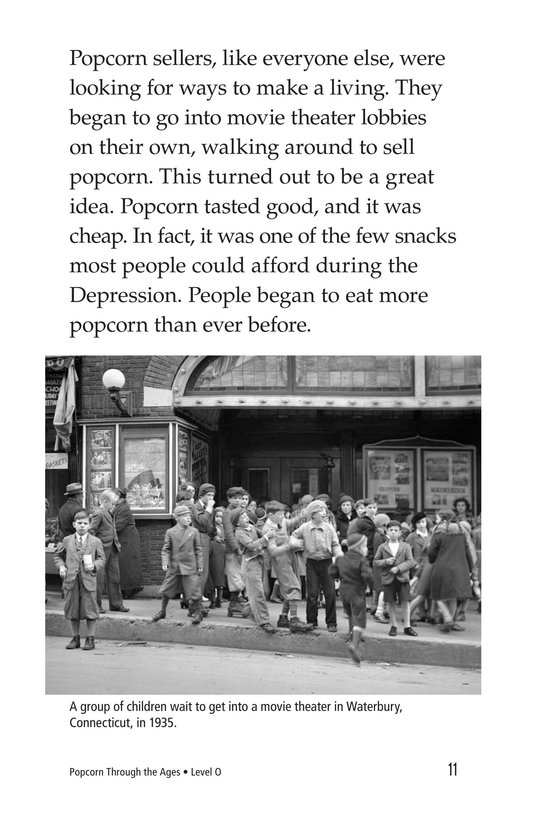 Book Preview For Popcorn Through the Ages Page 11
