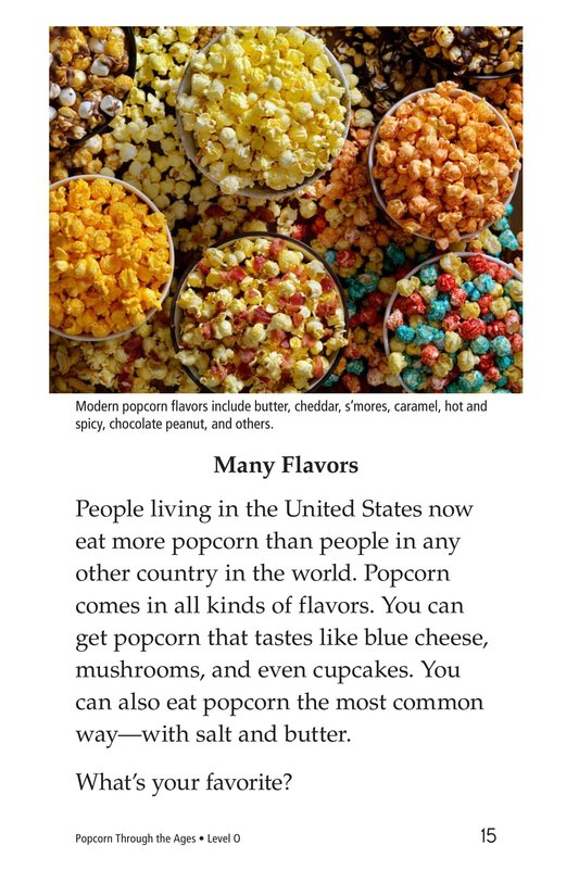 Book Preview For Popcorn Through the Ages Page 15