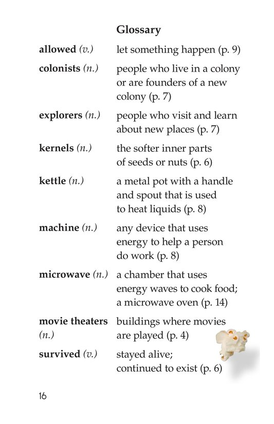 Book Preview For Popcorn Through the Ages Page 16