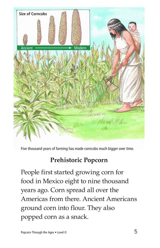Book Preview For Popcorn Through the Ages Page 5