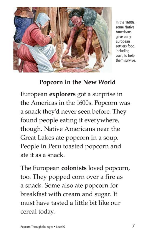 Book Preview For Popcorn Through the Ages Page 7