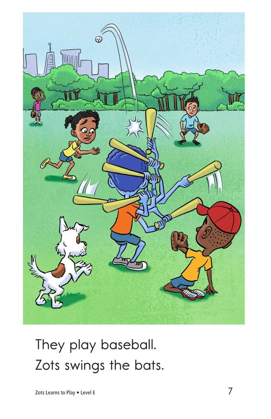 Book Preview For Zots Learns to Play Page 7