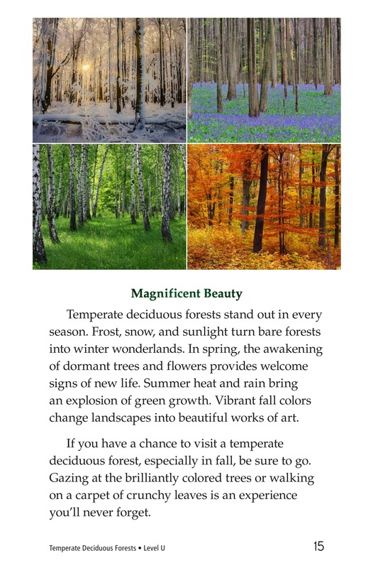 Book Preview For Temperate Deciduous Forests Page 15