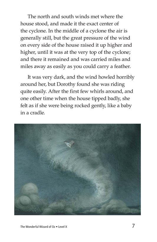 Book Preview For The Wonderful Wizard of Oz (Part 1) Page 7