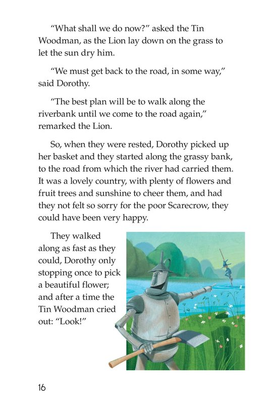 Book Preview For The Wonderful Wizard of Oz (Part 4) Page 16
