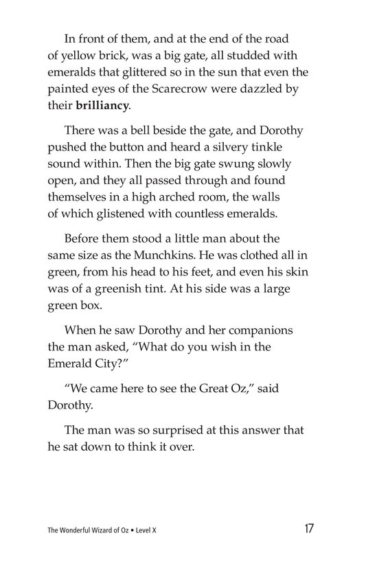 Book Preview For The Wonderful Wizard of Oz (Part 5) Page 17