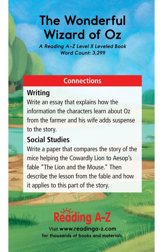 Book Preview For The Wonderful Wizard of Oz (Part 5) Page 21