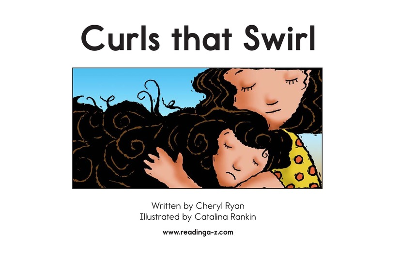 Book Preview For Curls That Swirl Page 2