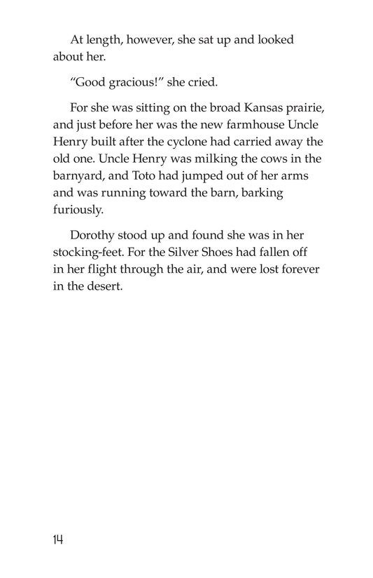 Book Preview For The Wonderful Wizard of Oz (Part 12) Page 14