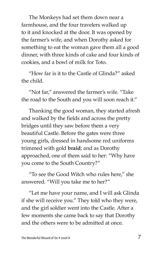 Book Preview For The Wonderful Wizard of Oz (Part 12) Page 7
