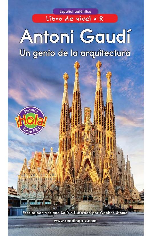 Book Preview For Antoni Gaudí, un genio de la arquitectura Page 0