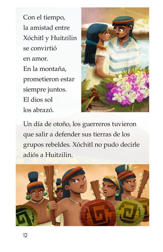 Book Preview For La flor del amor eterno Page 12