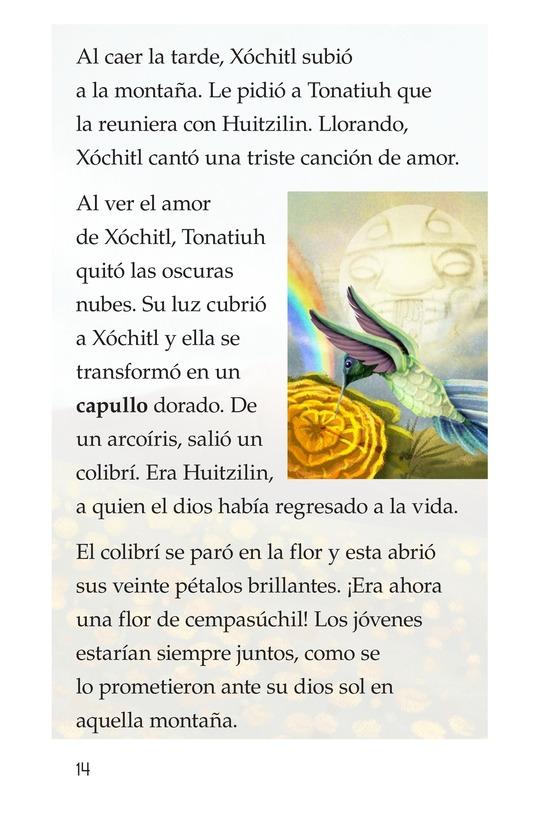 Book Preview For La flor del amor eterno Page 14