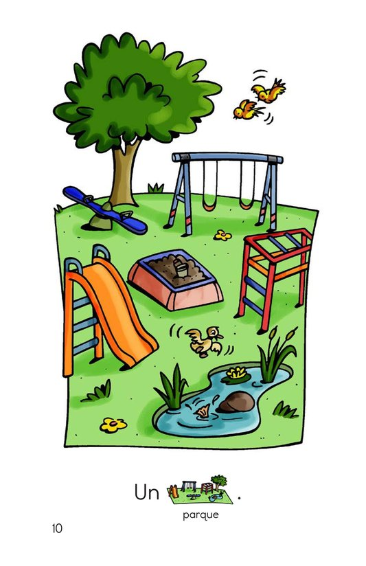 Book Preview For A Park Page 10