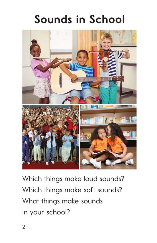 Book Preview For Sounds All Around Page 2