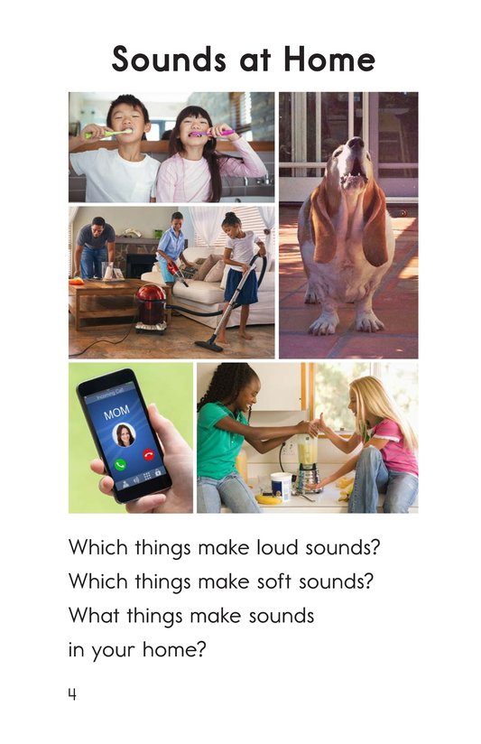 Book Preview For Sounds All Around Page 4