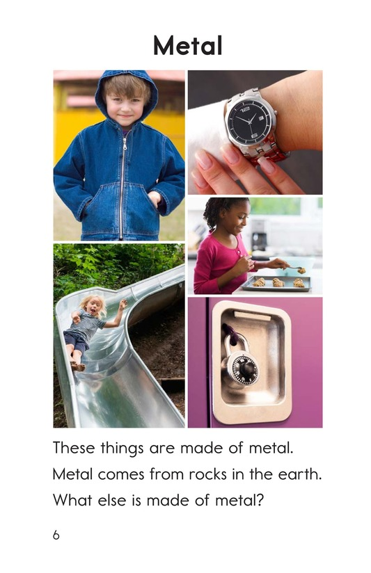 Book Preview For Materials We Use Page 6