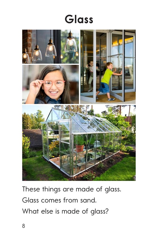 Book Preview For Materials We Use Page 8