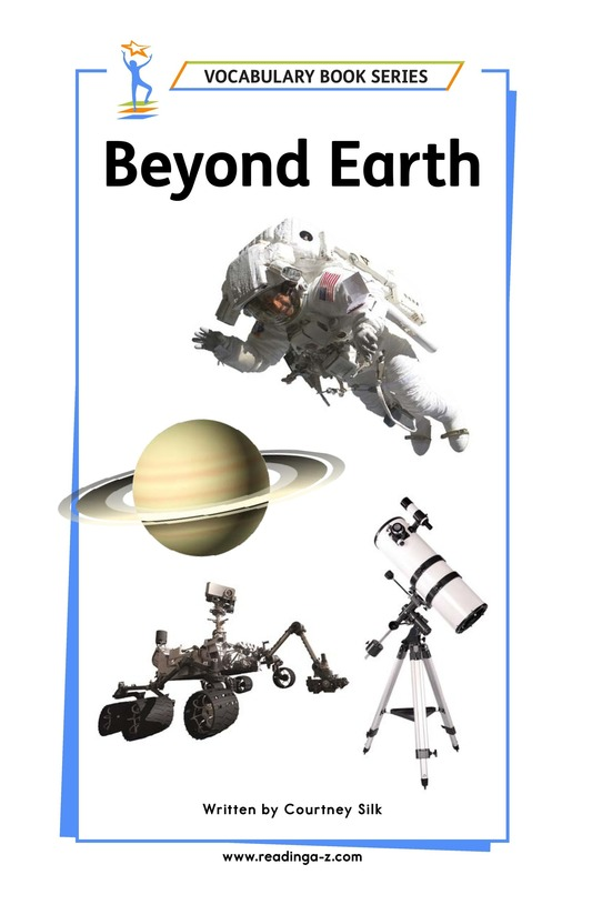 Book Preview For Beyond Earth Page 1