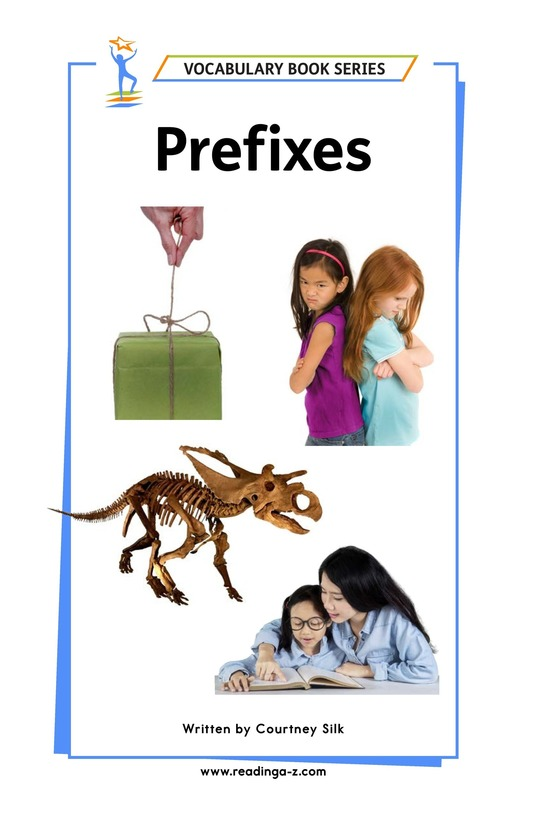 Book Preview For Prefixes Page 1