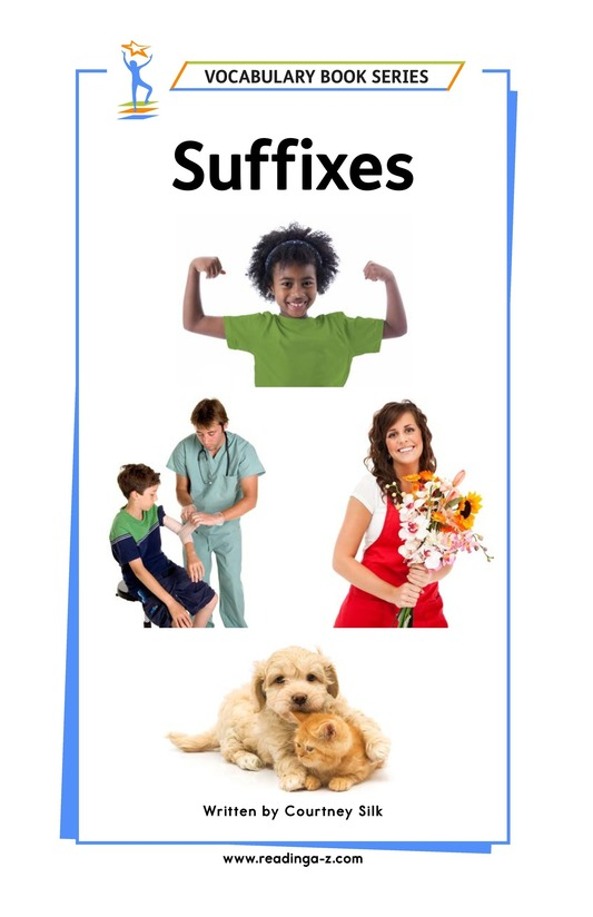 Book Preview For Suffixes Page 1