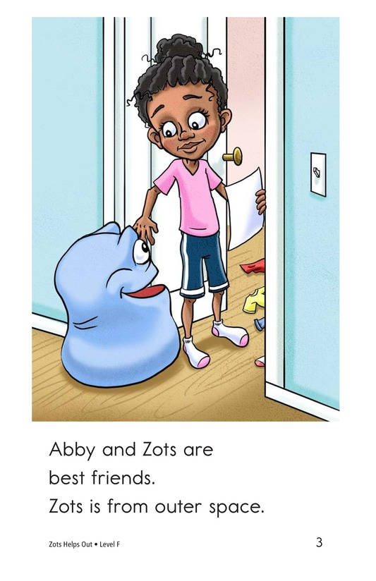 Book Preview For Zots Helps Out Page 3