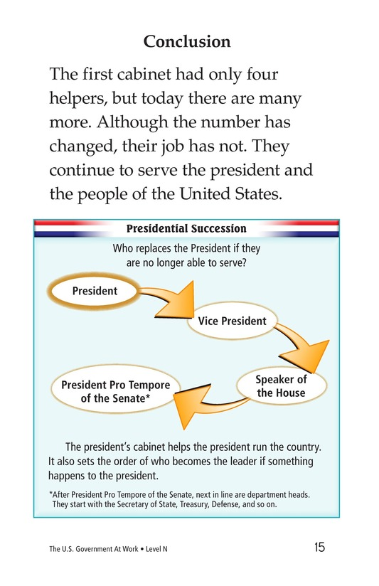 Book Preview For The U.S. Government At Work Page 15