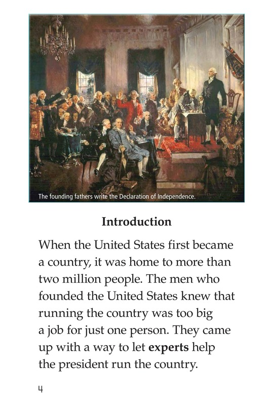 Book Preview For The U.S. Government At Work Page 4