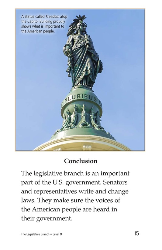 Book Preview For The Legislative Branch Page 15