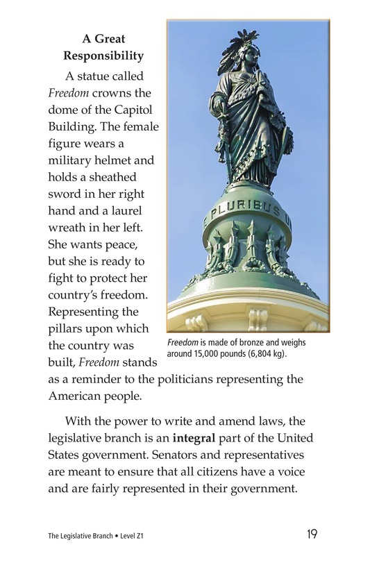Book Preview For The Legislative Branch Page 19