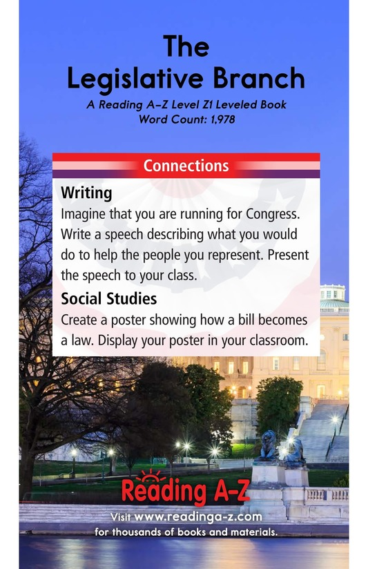 Book Preview For The Legislative Branch Page 21