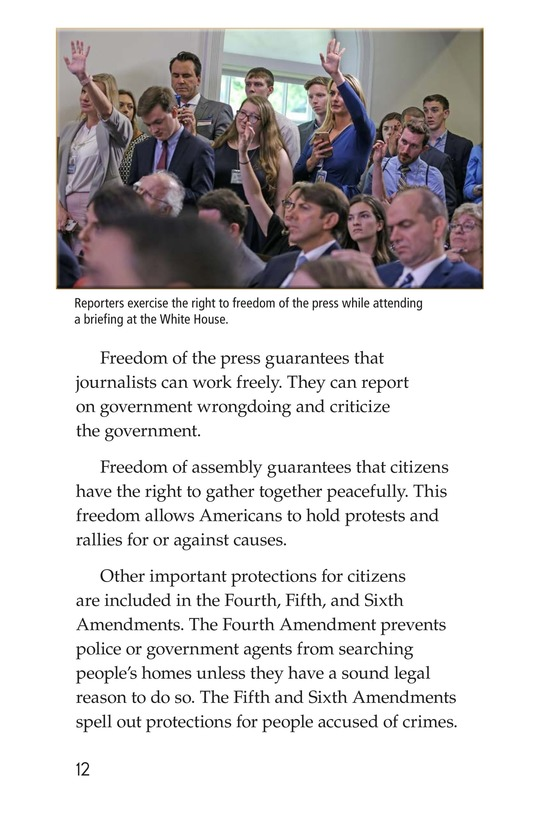 Book Preview For The U.S. Constitution Page 12