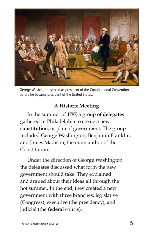 Book Preview For The U.S. Constitution Page 5